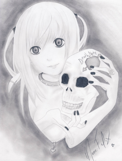 Death Note by marie.felix